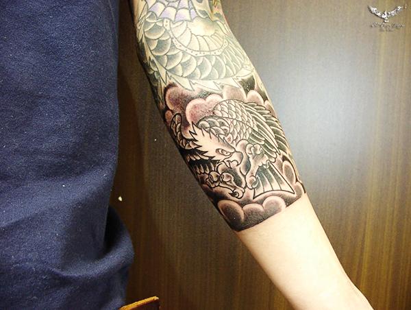 タトゥー 名古屋 大須 和彫り